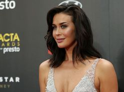 Megan Gale is engaged
