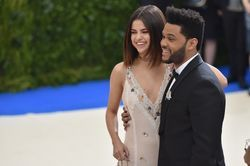Selena Gomez and The Weeknd are just your typical boyfriend and girlfriend at home
