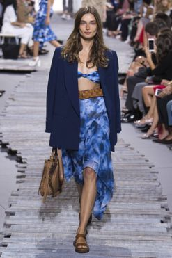 Suzy Menkes at New York Fashion Week ready-to-wear spring/summer '18: day eight
