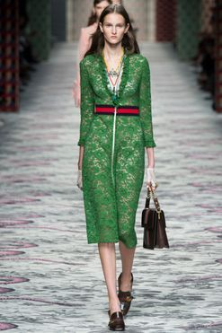 Gucci ready-to-wear spring/summer '16