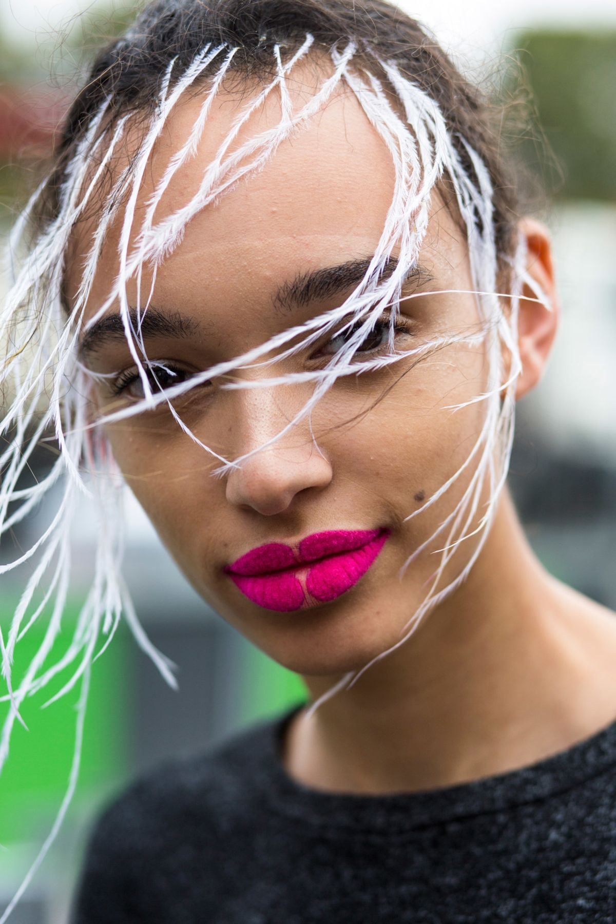 This New Lip Trend Is Heartbreakingly Perfect Tribute To