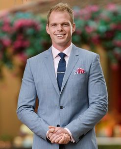 "Jarrod, Australia's new favourite Bachelorette contender, shares, ""My dad pushed me into it"""