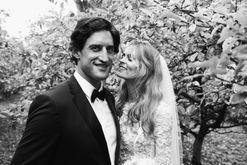 Inside a fashion editor's Mornington Peninsula winery wedding