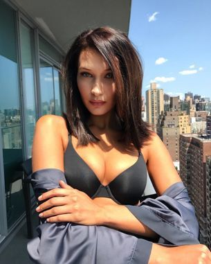 Bella Hadid reveals whether or not she'll be walking for Victoria's Secret again