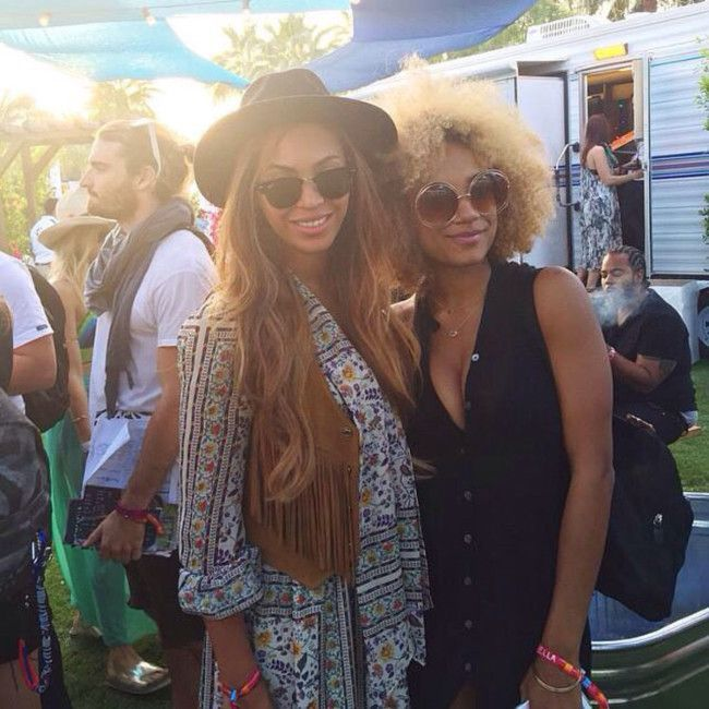 the best instagrams from inside coachella 2015