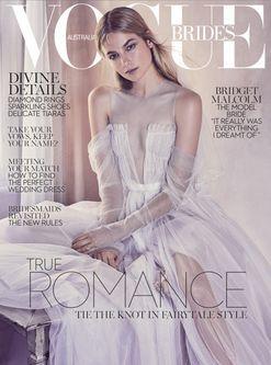Editor's letter: Vogue Brides 2017