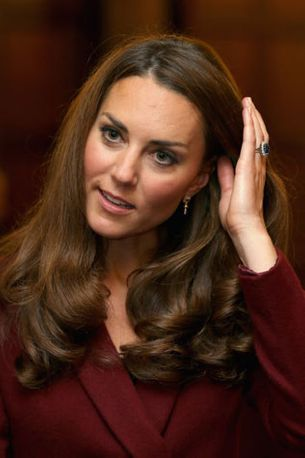 Kate's silver lining