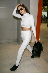 High flyer: the best celebrity airport style