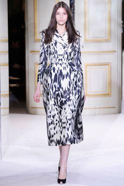 Giambattista Valli haute couture spring 2013 runway
