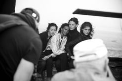 Exclusive: Behind the scenes of Giorgio Armani's latest campaign