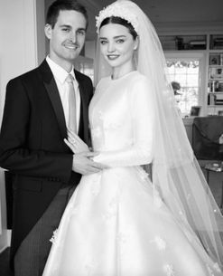 Miranda Kerr takes us through her wedding day make-up look