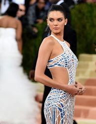 Kendall Jenner was once caught stealing from a Vogue photo shoot