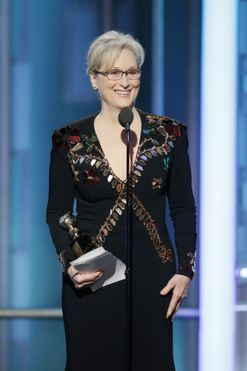 Read Meryl Streep's entire Golden Globes speech