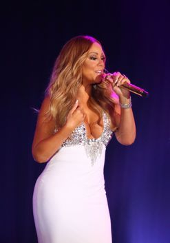 Mariah Carey is touring Australia in 2018