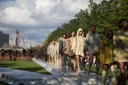 Tom Ford and Kanye West: giving up their day jobs?