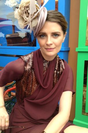 Mischa Barton in Ellery for Melbourne Cup