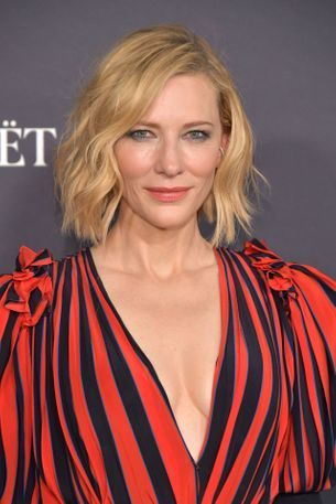 """Cate Blanchett calls out sexism: """"we all like looking sexy, but it doesn't mean we want to fuck you"""""""