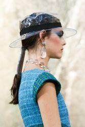 Hair vacuums were the new hair spray at Chanel's Paris Fashion Week show