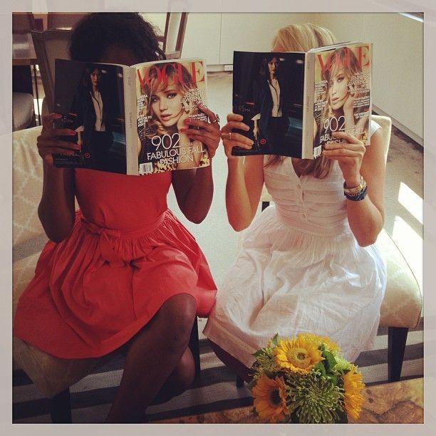 Us Vogue S September Issue Instagrams Vogue Australia
