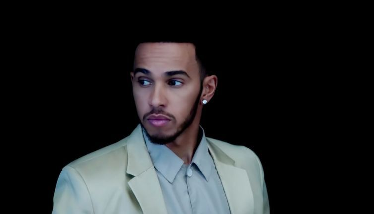 Watch: Lewis Hamilton on Kanye, Kendall and making a music career