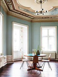 House tour: inside a 19th-century Art Nouveau apartment in Copenhagen