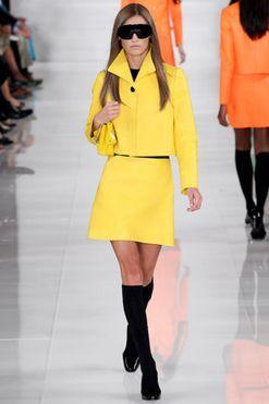 Ralph Lauren ready-to-wear spring/summer '14