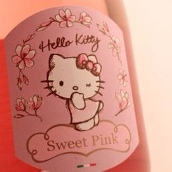 Hello Kitty rosé is a thing, prepare your wine glasses