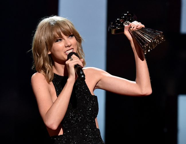Taylor Swift's leaked maid of honour speech is as R rated as you hoped