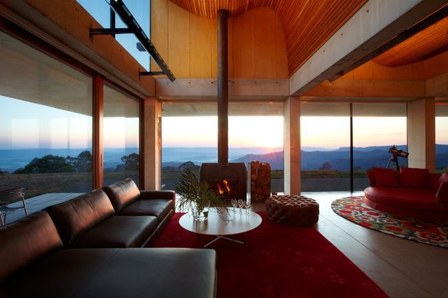 12 Homes To Rent For A Winter Weekend Getaway Vogue Living