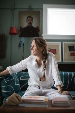 House tour: interior designer Sibella Court's Bellevue Hill apartment