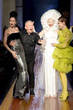 Jean Paul Gaultier on designing for the ballet versus Madonna