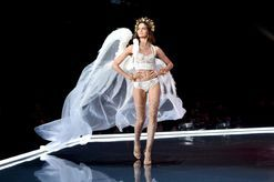 The Victoria's Secret runway looks to wear on your wedding night