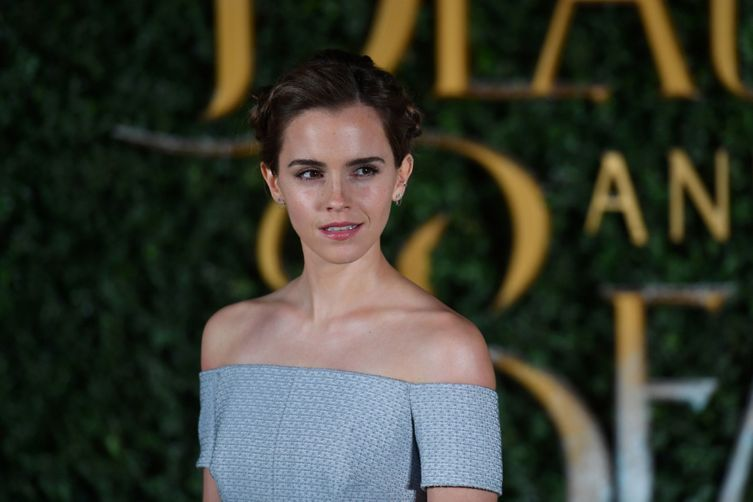 Emma Watson was a real-life princess at the Beauty and the Beast London premiere