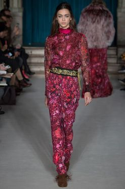 Matthew Williamson ready-to-wear autumn/winter '15/'16
