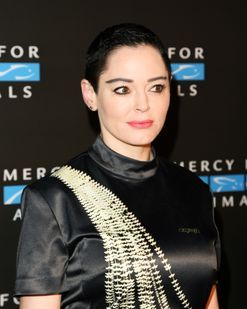 Rose McGowan has accused Harvey Weinstein of sexual assault