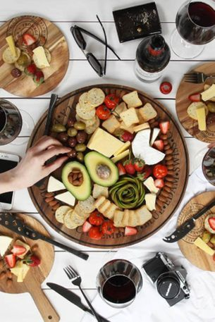 Entertainer's kitchen: four ways to take your party to the next level