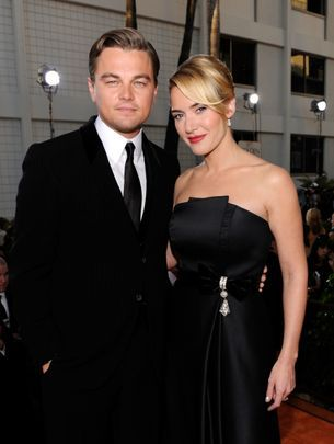 You can win a dinner date with Leonardo DiCaprio and Kate Winslet