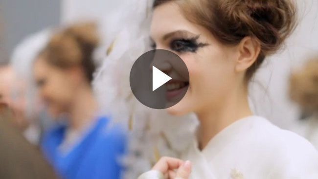 Behind-the-scenes video: Chanel haute couture spring 2013