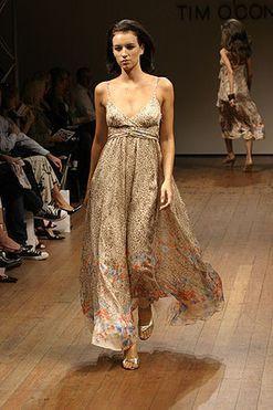 Tim O'Connor Australian Fashion Shows Spring/Summer 2005