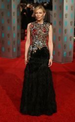 BAFTAs 2016: what they're wearing