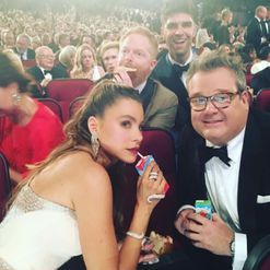 The best Instagrams from inside the 2016 Emmys