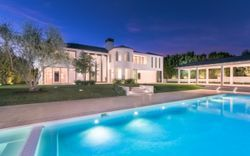 Kim Kardashian West and Kanye West just sold their Bel Air mansion