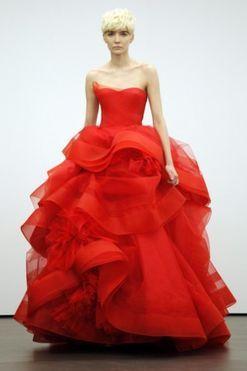 Vera Wang Bridal S/S 2013