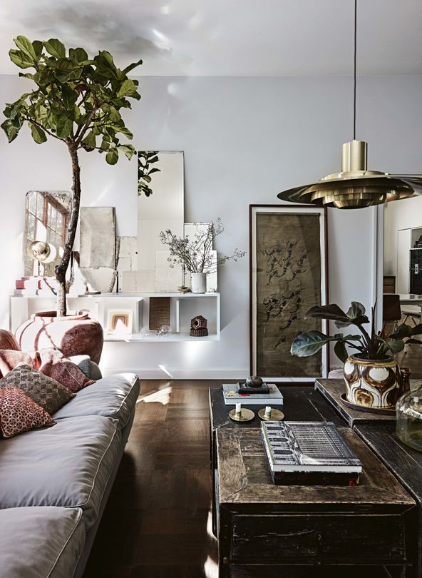 house tour inside a danish interior designer 39 s copenhagen
