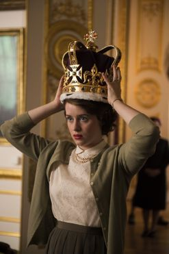 Claire Foy on what's next for The Crown