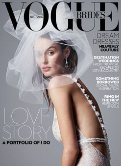 First look: Vogue Brides 2016