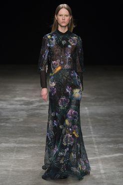 Mary Katrantzou ready-to-wear autumn/winter '17/'18