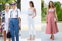 Chasing summer with an overseas holiday? Here are seven looks to inspire your packing list