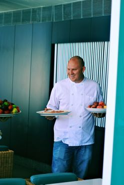 Bondi Icebergs' executive chef on weeknight cooking and what to take to a barbeque
