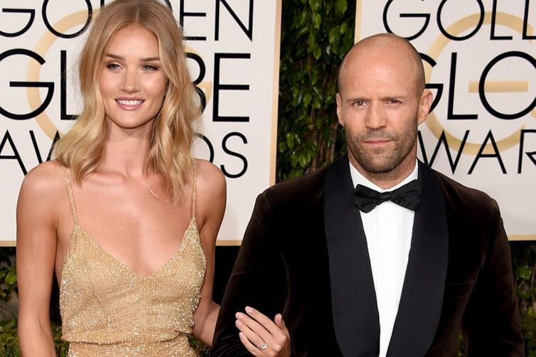 Rosie Huntington-Whiteley is engaged